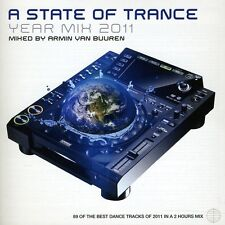 Armin van Buuren - State of Trance Yearmix 2011 [New CD] Holland - Import