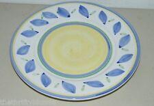 Williams Sonoma Tournesol Italy Dinner Plate 14927