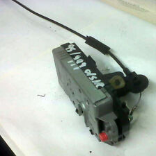 SAAB 9-5 95 Off Side Rear Door Lock Mechanism 1998 - 2010 4855201 Right Hand