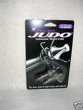 Zwickey Judo Arrow Points pkg of 2, 120grs Glue on 5/16