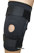Hinged Knee Brace Support Guard Patella Stabilizer New by Flexibrace
