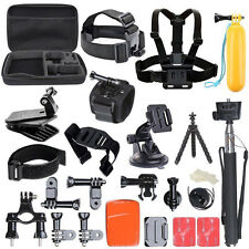 Outdoor Essential Action Camera Kit for Gopro hero HD 5 4/3/2/1 SJCAM SJ4000 h9r
