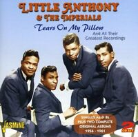 Little Anthony and The Imperials - Tears on My Pillow and All Their [CD]