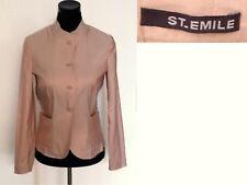 ST.EMILE - Rosa Designer Blazer *das teure Stück ist ausgesprochen elegant*34-36