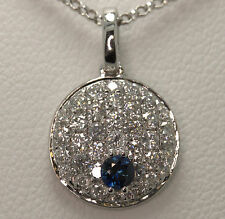 Mixed Themes Natural White Gold Fine Necklaces & Pendants