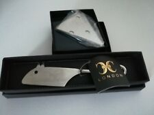 Culinary Concepts mouse shaped cheese knife and markers. New.