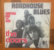 "The Doors - Roadhouse Blues / Waiting For The Sun (7"", Single) 1970"