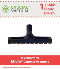 1 Miele Deluxe Vacuum Hard Floor Brush Floor Tool Fits 35MM Vacuums