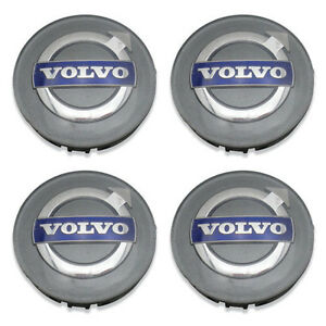 SET OF 4- 04 05 06 07 08 09 10 Volvo 30748052 Hubcap Centercap FREE SHIP