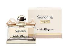 SALVATORE FERRAGAMO SIGNORINA ELEGANZA 100ML SPRAY EAU DE PARFUM