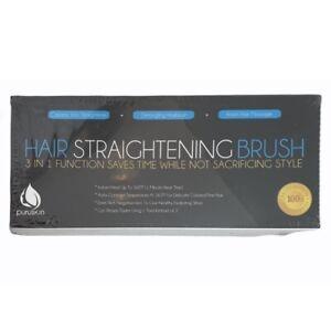 Puruskin Hair Straightening Brush 3 in 1