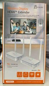j5create Wireless Display HDMI Extender - JVAW52