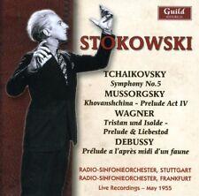 Leopold Stokowski - Stokowski Conducts Mussorgsky Wagner & Debussy [New CD]