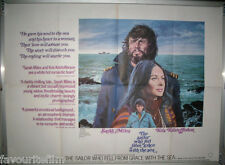 Cinema Poster: SAILOR WHO FELL FROM GRACE FROM THE SEA 1977 (Quad) Sarah Miles