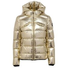 4095AB piumino donna gold COLMAR jacket woman