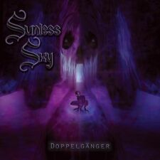 Sunless SKY-sosia CD US Metal feat. ex attaxe/Wretch Singer
