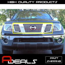 FOR NISSAN FRONTIER 2009 10 11 12 13 14 15 16 17 2018 BILLET GRILLE GRILL INSERT