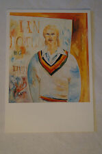 Cricket - Collectable - National Portrait Gallery Postcard - Ian Botham