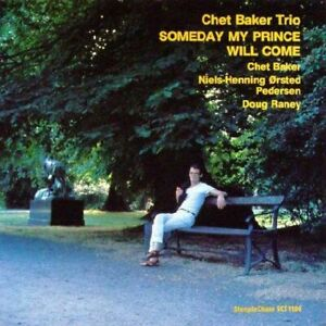 CHET BAKER TRIO - Someday My Prince Will Come LP 180g audiophil vinyl NEW SEALED