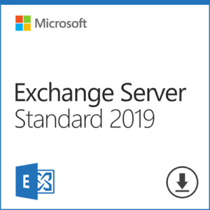 Exchange Server 2019 Standard Retail Unlimited CALs Sealed DVD /Fast Dlvry