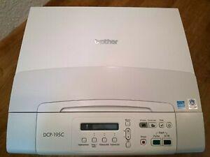 Brother DCP-195C 3 in 1 Multifunktionsgerät - Drucker / Scanner / Kopierer