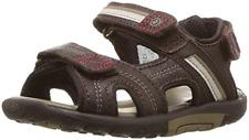 NEW Stride Rite Garth Boys Toddler Sandals Summer Shoes Brown 6 6M