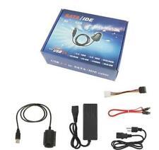 USB 2.0 to IDE SATA S-ATA 2.5 3.5 Hard Drive HD HDD Converter Adapter Cable US L