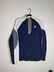 Castelli  Full Zip Nylon Cycling Jacket - XL