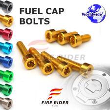 FRW 6Color Fuel Cap Bolts Set For Suzuki GSF 1200 Bandit 01-04 01 02 03 04