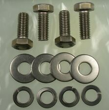 Mk5 Cortina Bonnet Bolts all Stainless Steel & Brand Spanking New