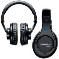 SHURE SRH440 cuffie professionali headphones x studio dj live NUOVA garanzia ITA