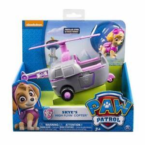 Paw Patrol Skye Highflyin' Copter Toy Figure & Vehicle