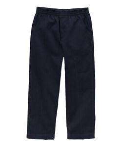 unik Boy's Uniform All Elastic Waist Pull-on Pants