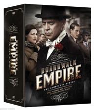 New & Sealed! TV Boardwalk Empire Complete Series DVD Box Set Seasons 1 - 5