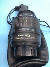 Nikon 18-55mm  Af-p DX Nikkor Zoom Lens