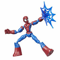 Marvel Spider-Man Bend and Flex Spider-Man 6-Inch Flexible Action Figure