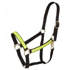Tough 1 Horse Size Reflective Nylon/Poly Safety Halter horse tack equine 50-9800