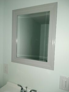 Rectangular Wall Mirror - Any Size!- Any Color!