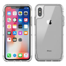 Griffin Survivor Clear Impact Protection Case for iPhone X / XS - Clear