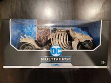 McFarlane Toys DC Multiverse Death Metal Batcycle 7 inch Action Figure - 15705