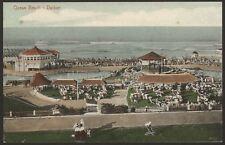 South Africa. Durban. Ocean Beach. Vintage Postcard by A. Rittenberg, Durban