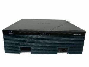 Cisco 3945E-SEC/K9 Security Bundle 3945E CISCO3945E-SEC/K9 - 1 Year Warranty