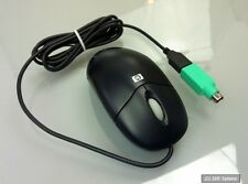 Original HP Compaq optical Maus / Mouse,  USB / PS2, 390632-001, 302697-003 Neuw