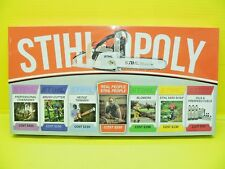 """Brand new sealed """"STIHL-OPOLY"""" board game"""
