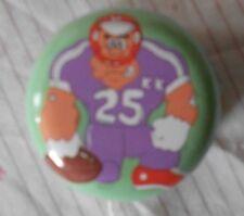 Gorilla Football Player Metal Yo Yo Vintage 1970s/80s