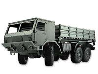 AMXrock T-Scale 6WD Scaler LKW Vollmetall/Aluminium