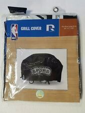 San Antonio Spurs Economy Team Logo BBQ Gas Propane Grill Cover - NEW