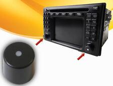 MERCEDES W163 ML CL W208 W210 Radio Navigazione Navigatore La manopla del volume