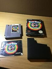 Tiny Toon Adventures (Nintendo System, 1991) NES Game Cartridge & Manual