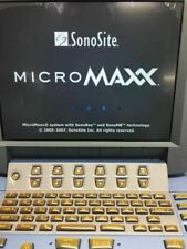 Sonosite Micromaxx Portable Ultrasound Machine Probes Available